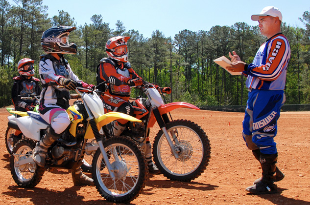 The MSF DirtBike School
